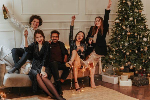 Kerst op kantoor